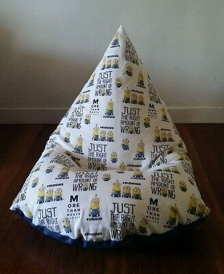 Minions Kids Bean Bag Cover