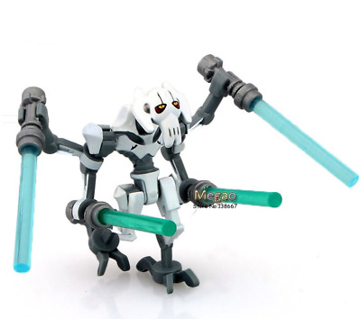 Lego Star Wars custom General Grievous Revenge Of The Sith Minifigure- AU SELLER