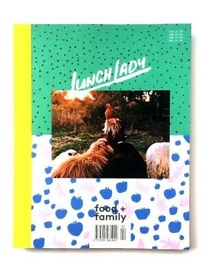 Lunch Lady Magazine #10, recent issue of the hard-to-find Aussie family magazine