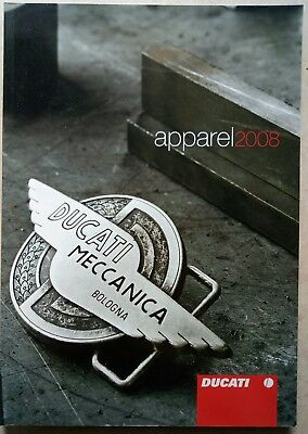 Ducati Official Apparel Catalogue 2008 (Softcover)