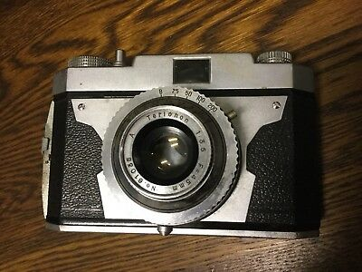 KALIMAR A Old Vintage Camera - c1960's - with Lens Cap & Case