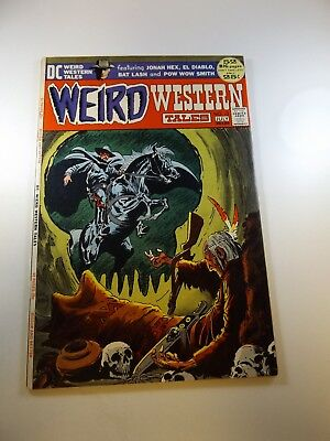 Weird Western Tales #12 FN/VF condition Huge auction going on now!