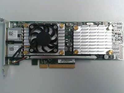 DELL 0HN10N HN10N Broadcom 57810S Dual-Port 10Gb PCI-E Network 10Gb Adapter