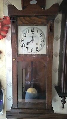 Antique Clock & Case Restoration & Spare & Repair