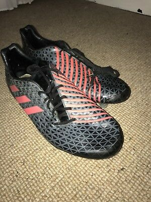 adidas rugby boots size 9