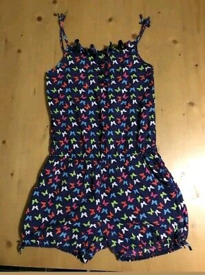 Girls m&s playsuit age 9