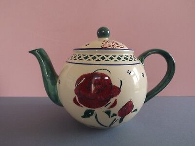 Irish Pottery Works Teapot ~ Aine Maguire ~ Four Corners of Ireland