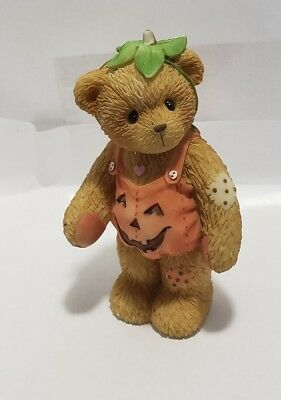 "Cherished Teddies Figurine Enesco 2000 ""Adelaide""  798835  Halloween"
