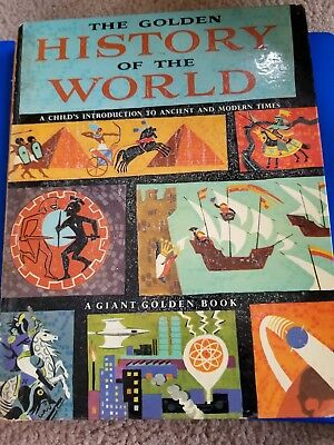 The Golden History Of The World A Child's Introduction To Ancient And Modern...