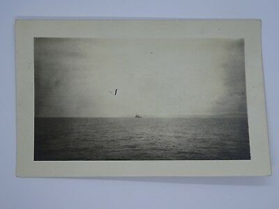 ANOTHER VIEW OF THE FASTNET - PRINTED PHOTO POSTCARD - CIRCA 1920's - UNUSED