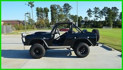 Ford Bronco  1975 Ford Bronco, 4WD Convertible,347 Engine,3-Speed Automatic,Baja Style Setup