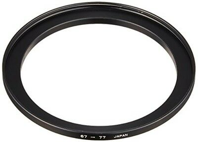 Marumi 67mm to 77mm Lens Step Up Filter Ring Stepping Adapter Made in Japan