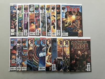 Lot of 20 Thor (1998-2004 2nd Series) from #10-44