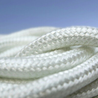 6mm - 25mm Stove Rope Woodburner Door Gasket Thermal Glass Fire Rope