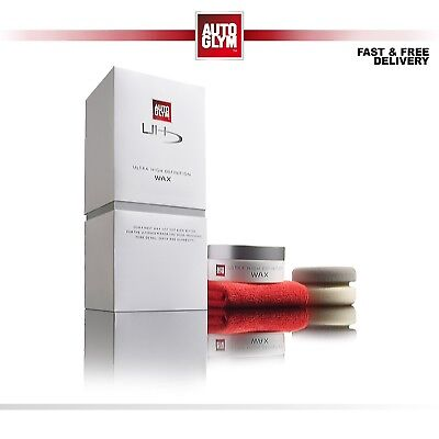 Genuine Autoglym Ultra High Definition Kit Latest 2020 Uhd Wax Kit 120Gm