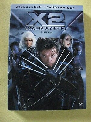 X2: X-Men United (DVD Widescreen)  NEW SEALED
