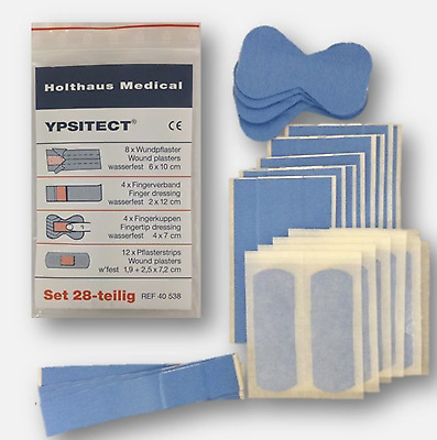 Holthaus Ypsitect Pflastersortiment Dressing Plaster Set 28-teilig Dressings