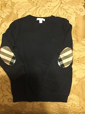 Toddler Burberry Sweater Size 6Y