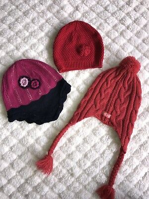 Toddler Baby beanies Girls 6-12 Months