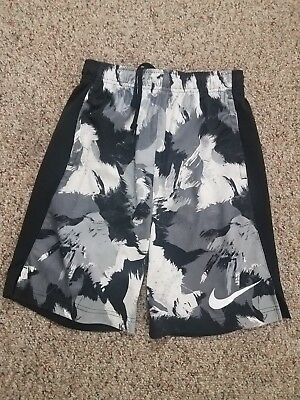 Boy's Nike Dri-Fit Athletic With mesh Shorts With pocket Size large