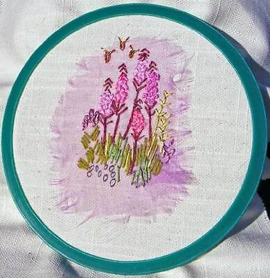 Madeira Spring Embroidery Hoop 5""