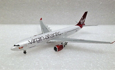 Gemini Jets Virgin Atlantic Airbus A330-200 GJVIR1763 1/400 REG# G-VMIK. New
