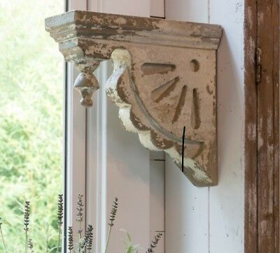 Old Vintage General Store Distressed Corbel Farmhouse Wall Decor