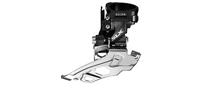 Shimano SLX Derailleur FD-M671 Dual Pull / Top Pul Clamp 34,9 mm