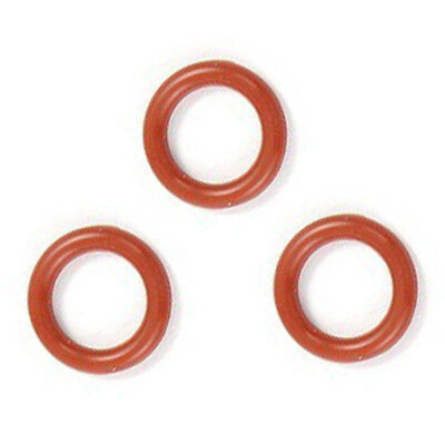 50 pcs Red Silicone O-Rings Oil Seal ring 12 mm x 8 mm x2 mm C1O8