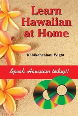Learn Hawaiian at Home by Kahikahealani Wight (Mixed media product, 2005)