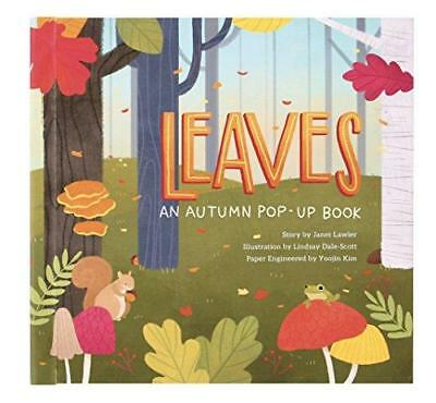 Leaves: An Autumn Pop-Up Book by Janet Lawler (Hardback, 2017)