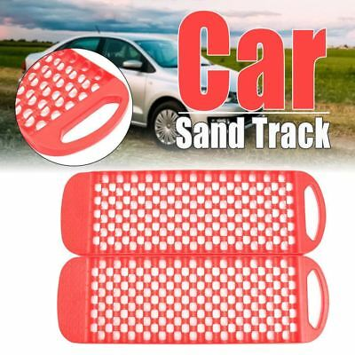 1 Pair Sand Caravan Recovery Tracks Sand Track Max Off Road 4wd Snow Mud Trax