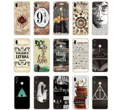 cover case Huawei P20 lite pro P smart honor 6 harry potter coque funda carcasa