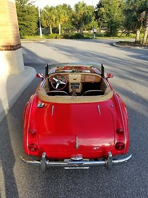 1962 Austin Healey 3000 Replica 1962 Austin Healey 3000 Classic Roadsters Sebring Replica