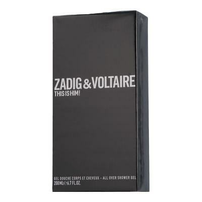 Zadig & Voltaire - This is Him! Duschgel Shower Gel 200ml