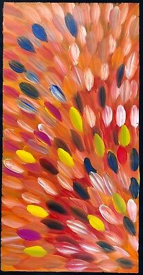 GLORIA PETYARRE, Highly Collectable Aboriginal Art