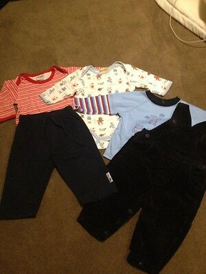 Boys Size 0 Clothes In Very Good Condition