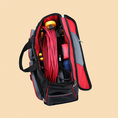 Electrician Tool Bag Waterproof Dustproof Strong Alignment