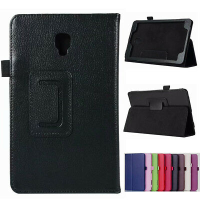Leather Smart Flip Stand Case Cover For Samsung Galaxy Tab A 8.0 SM-T380 2017