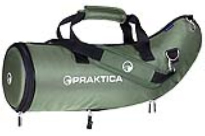 PASS46GN Praktica Spotting Scope Case for 70mm and above Green - PASS46GN  (Came