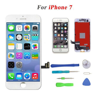 Model A1660 A1778 Screen Replacement+LCD Digitizer Assembly Kit lot for iPhone 7
