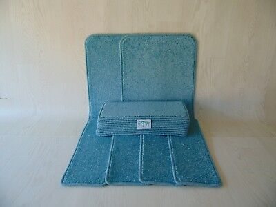 14 Stair Pads treads 50cm x 20cm and 2 Mats at 76cm x 46cm #2979-1