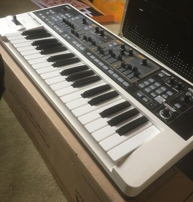Roland Gaia Synthesizer. Excellent condition with power cable and original box!