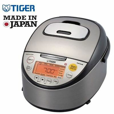 Tiger 5 Cup Ih Induction Heating Rice Cooker (Made In Japan) Jkt-S10A