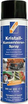 1 x Technolit Korrosionsschutz Spray Kristall-Konservierer   1 x 500 ml