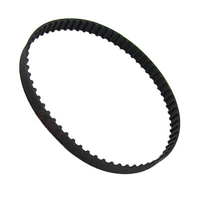 130XL 5.08mm Pitch 10mm Width 65 Teeth Black Synchronous Timing Belt T7T9