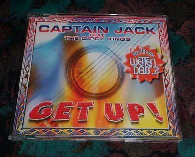 Maxi-CD - Captain Jack feat. The Gipsy Kings - Get up