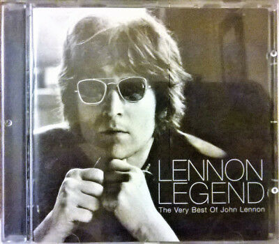John Lennon - Lennon Legend (The Very Best Of John Lennon) (CD)