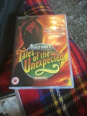tales of the unexpected 10 disc dvd box set