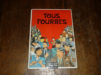 Bd Eo 1984 Tous Fourbe Par Biard Editions Magic Strip